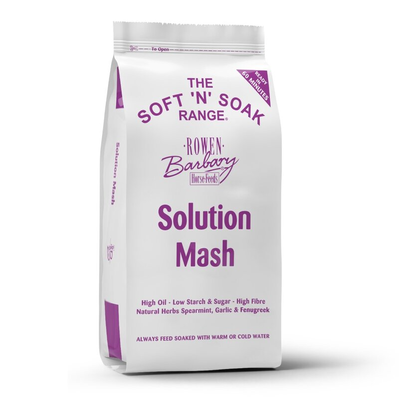 Rowen Barbary Solution Mash Horse Feed 20kg