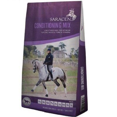 Saracen Conditioning Mix Horse Feed 20kg