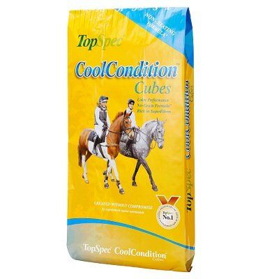 TopSpec CoolCondition Cubes Horse Feed 20kg