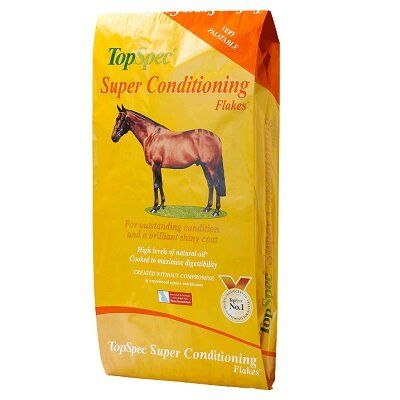TopSpec Super Conditioning Flakes Horse Feed 20kg