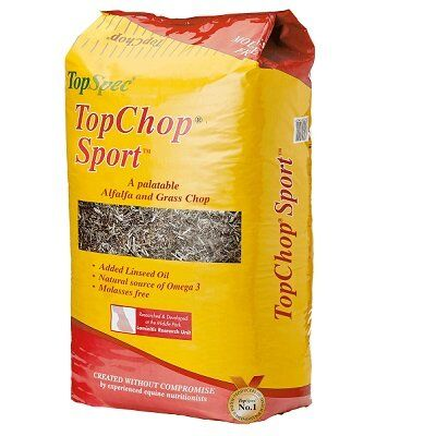 TopSpec TopChop Sport Horse Feed 15kg