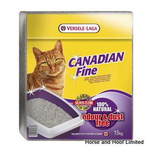 Versele Laga Canadian Fine Cat Litter 15kg
