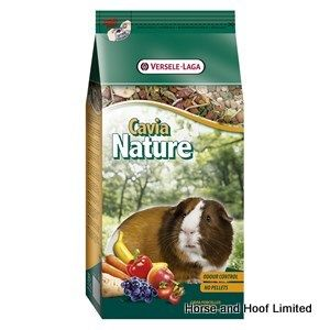 Versele Laga Cavia Nature Guinea Pig Food 5 x 750g