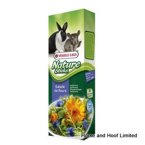Versele Laga Flower Salad Nature Sticks For Small Animals 8 x 80g
