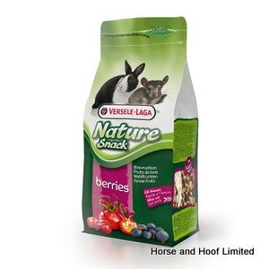 Versele Laga Nature Snack Berries For Small Animals 9 x 85g