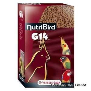 Versele Laga NutriBird G14 Original Complete Food For Parakeets 1kg