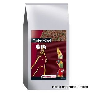 Versele Laga NutriBird G14 Tropical Patakeet Feed 10kg