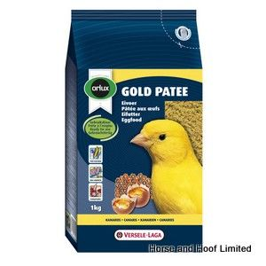 Versele Laga Orlux Gold Patee Food For Canaries 1kg