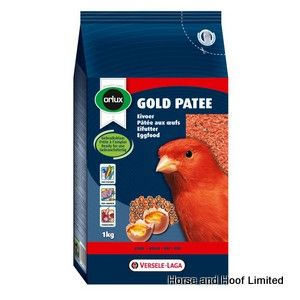 Versele Laga Orlux Gold Patee Red Profi Canary Food 25kg