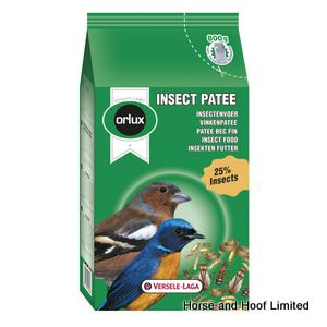 Versele Laga Orlux Insect Patee  Complete Food For Parakeets 200g
