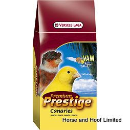 Versele Laga Prestige Premium Canaries Pro Feather Feed 20kg