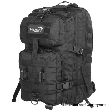 Viper Recon Extra Pack - Black