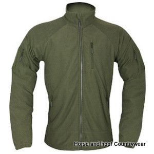 Viper Tactical Fleece Jacket - Green