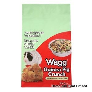 Wagg Guinea Pig Food (Crunch) 2kg